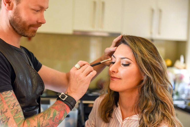 makeup lessons in Melbourne