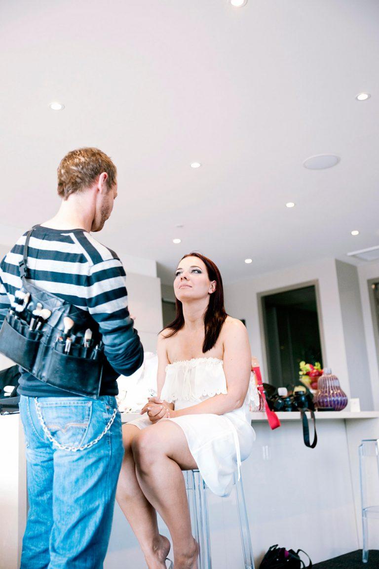 Wedding makeup classes
