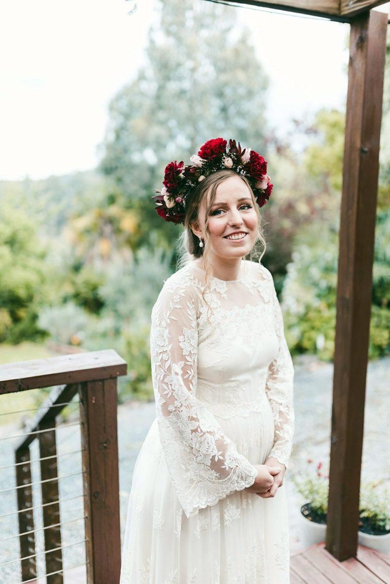 Wedding makeup in Melbourne